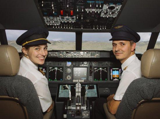 Simulátor Boeingu