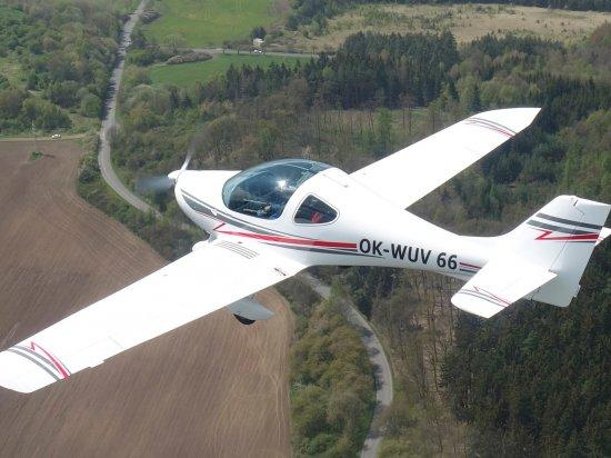 Kurz pilotem letadla