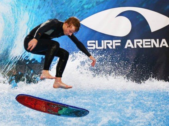 Surfování na vlně