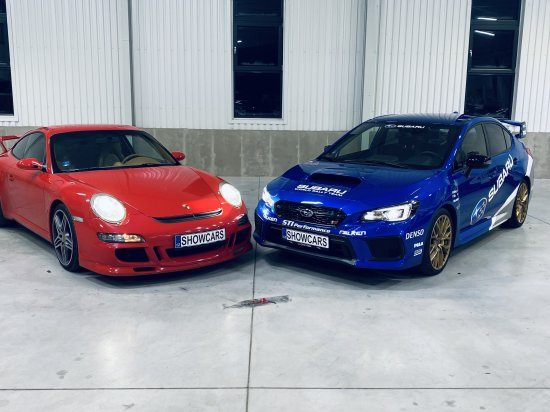 Porsche vs Subaru