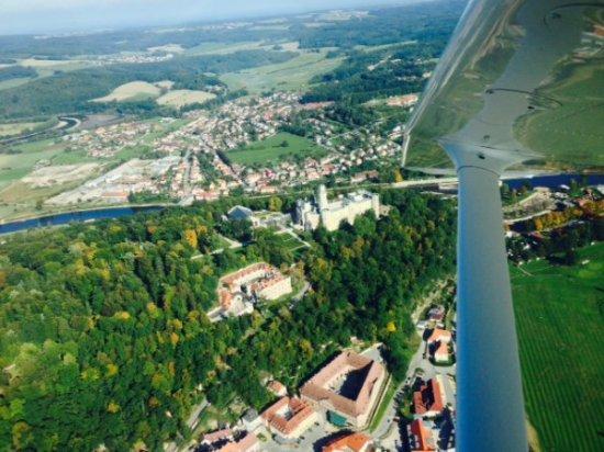 Vyhlídkový let České Budějovice