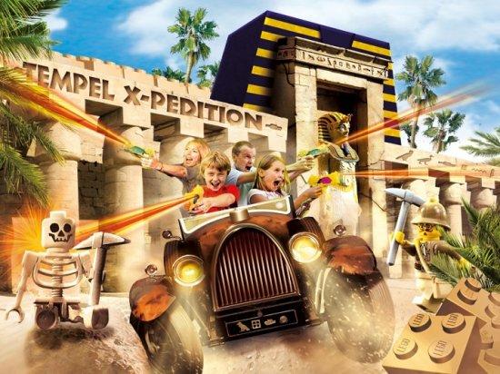Zájezd do Legolandu