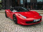 Dárek jízda ve Ferrari Brno