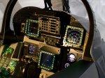 Reálný simulátor stíhačky Hornet