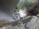 Canyoning v Itálii