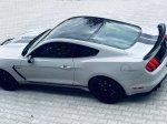 Jízda v Mustangu Shelby
