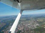 Vyhlídkový let Krkonoše