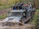 Řízení a svezení s Humvee
