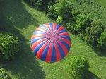 Let balónem nad Bouzovem