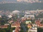 Let balónem v Brně