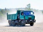 Bagr vs Tatra 815