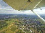 Pilotem letadla v Praze