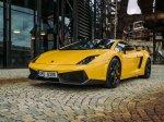 Jízda Lamborghini v Ostravě
