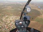 Pilotem vrtulníku Sazená