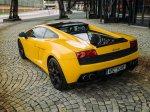 Jízda v Lamborghini Brno