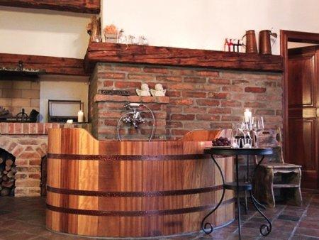 Pobyt na zámku Zábřeh s vinnou koupelí