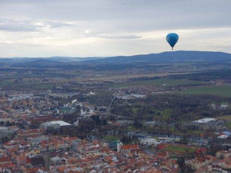 Let balónem České Budějovice