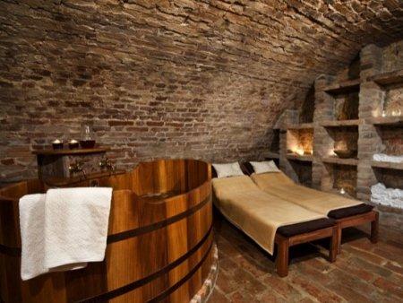 Pobyt na zámku Zábřeh s pivní koupelí