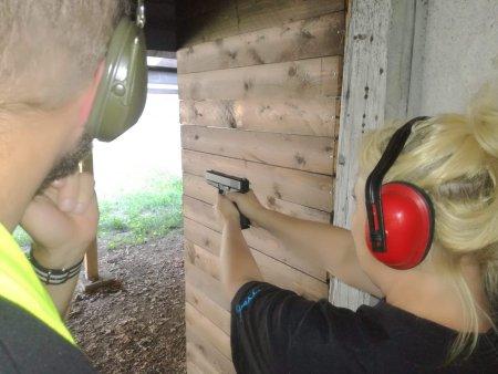 Střelecký kurz Děčín