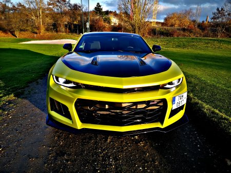 Supersport Camaro 2018