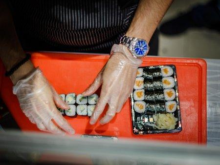 Kurz na výrobu sushi
