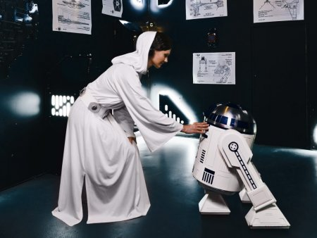 Únikovka Star Wars