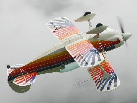 Akrobatické létání v Příbrami