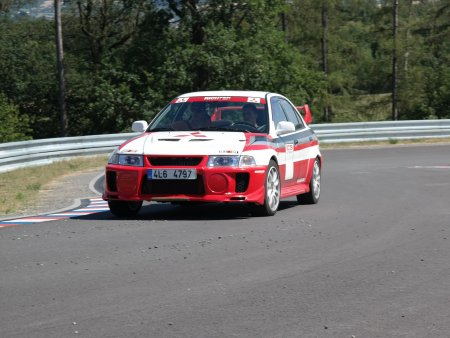 Rallye zážitek v Brně