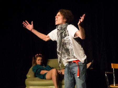 Divadelním hercem na zkoušku