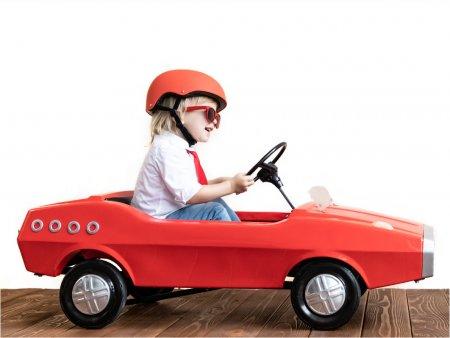 Dárky pro děti závodníky